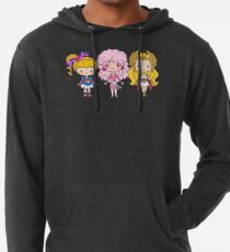 Lil' CutiEs - Eighties Ladies Lightweight Hoodie