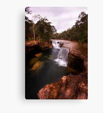 eliot falls Canvas Print