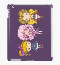 Lil' CutiEs - Eighties Ladies iPad Case/Skin