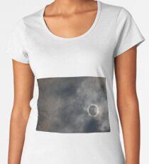 Solar Eclipse 2017 Women's Premium T-Shirt