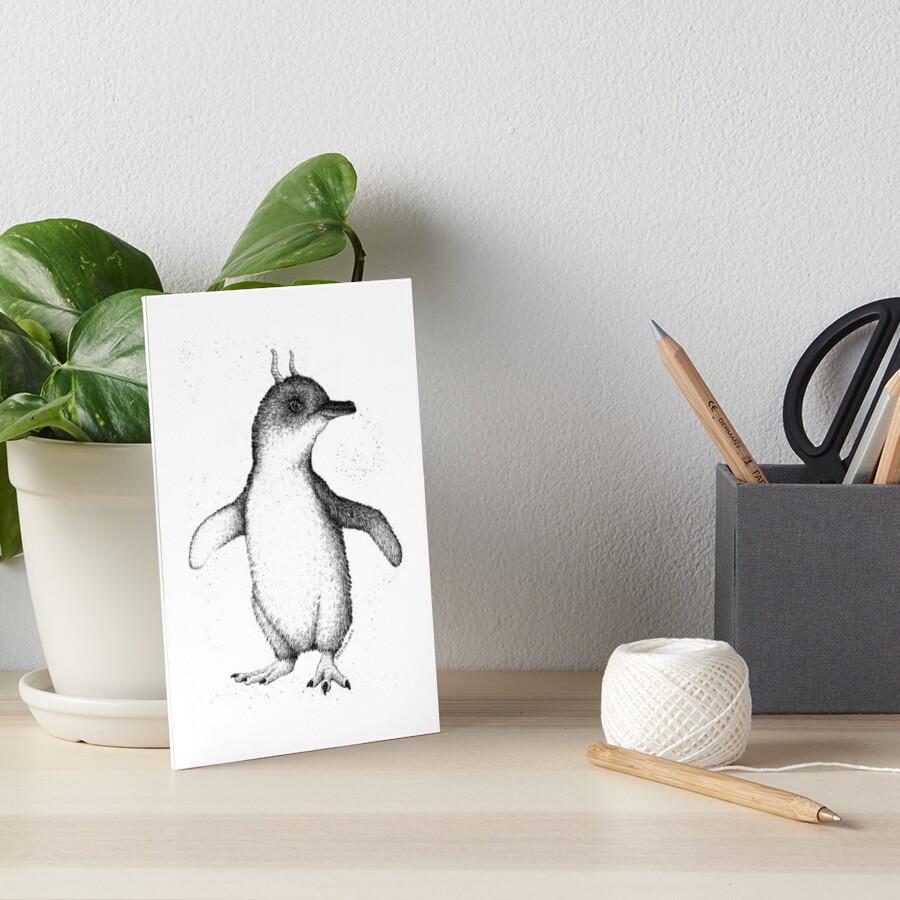 Fairy Penguin by Jessica  Jane