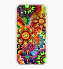 Mandala Flower Custom iPhone Case iPhone Case