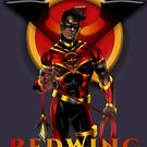 RedWing, Guardian Of New Ark City by RedWingPodcast