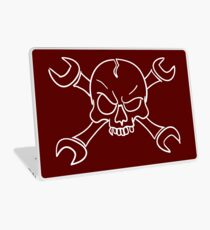 wrenches skull Laptop Skin