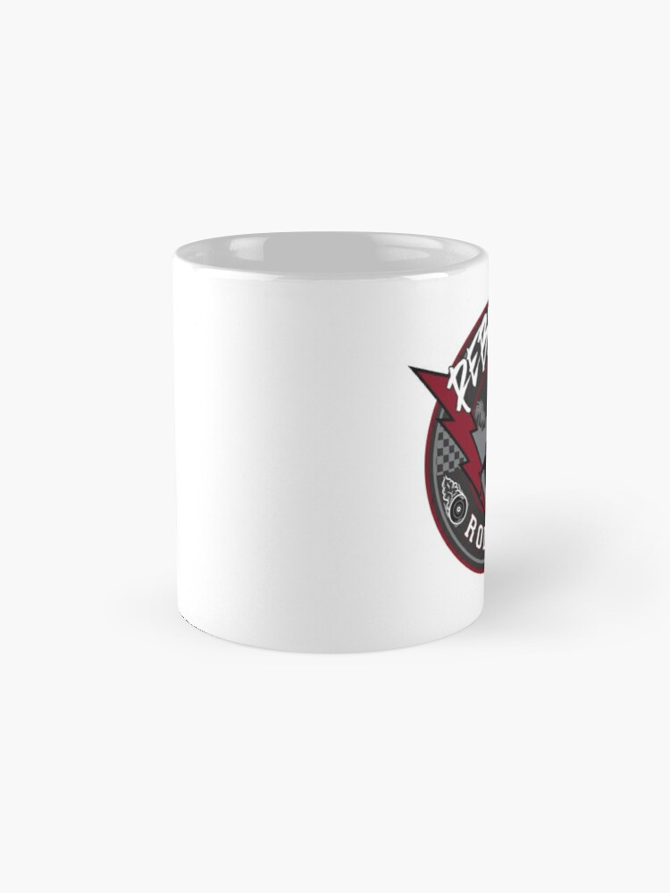 Alternate view of RebelTown Logo Mug