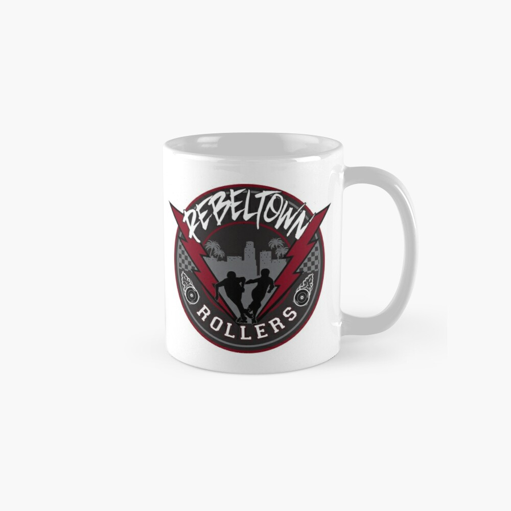RebelTown Logo Mug