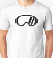 Ski goggles Unisex T-Shirt