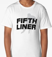 Fifth Liner Long T-Shirt