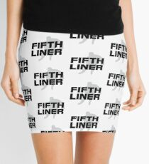 Fifth Liner Mini Skirt