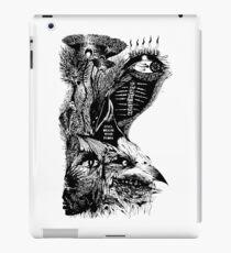 still death with flora iPad Case/Skin