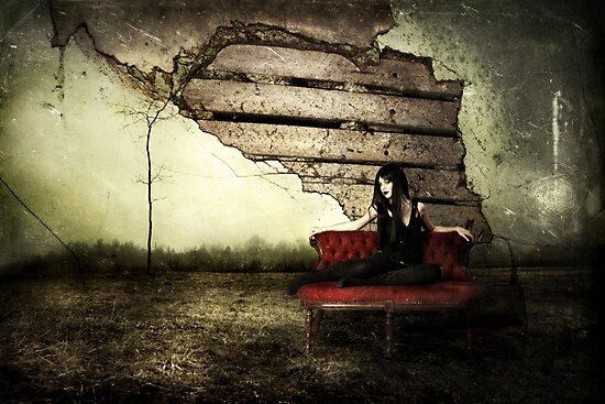 Torn Through Reality by Karri Klawiter