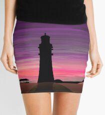 Smeaton's Tower- Light house design Mini Skirt