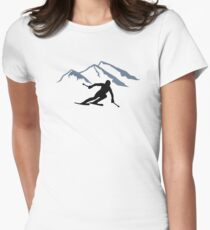 Skiing mountains T-Shirt