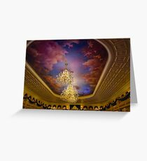 Be Our Guest Ballroom Greeting Card