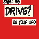 KPOP K-SIGNS SHELL WE DRIVE? UFO by BionicWiggly