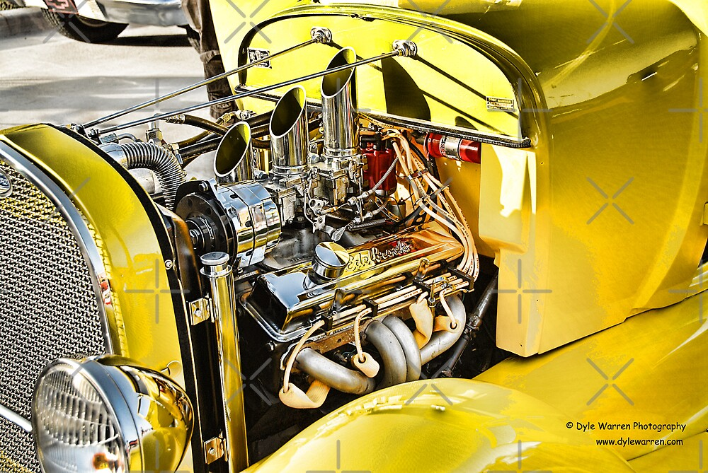 Classic Auto Series # 11b by Dyle Warren
