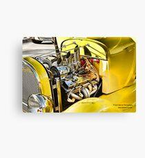 Classic Auto Series # 11b Canvas Print
