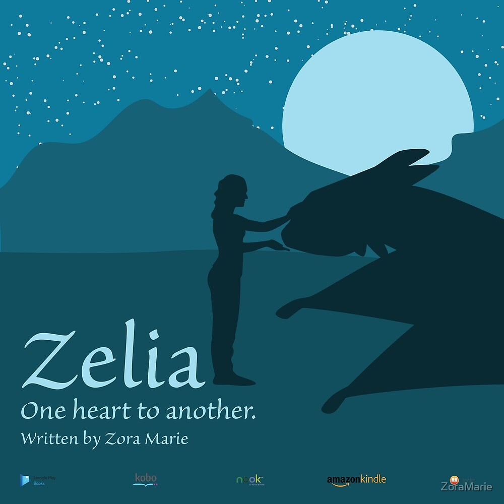 Zelia: One heart to another by ZoraMarie