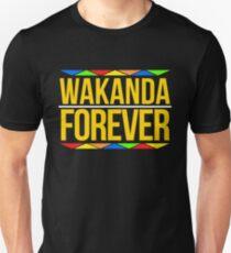 #WakandaForever - Wakanda Forever Shirt - Wakanda T Shirt - Wakanda Forever Tee Unisex T-Shirt