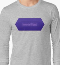 Immortal Object Long Sleeve T-Shirt