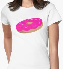 Delightful Donuts Women's Fitted T-Shirt