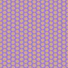 L A Tantra Logo On Lavender  by Lynda Anne Williams