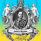 Hetman Ivan Stepanovych Mazepa by Denys Golemenkov