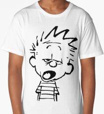 Calvin Want's To Sleep Long T-Shirt