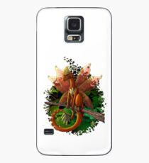 [Tea Cup Dragons] Leaf Dragon Case/Skin for Samsung Galaxy
