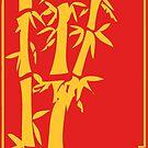 Prosperity Bamboo by aidadaism