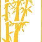 Prosperity Bamboo Gold by aidadaism