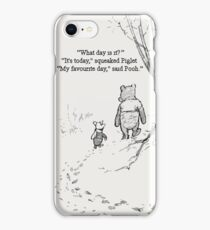 My Favourite Day iPhone Case/Skin