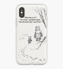 Mein Lieblingstag iPhone-Hülle & Cover