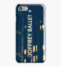 Joffrey Ballet Sign iPhone Case/Skin