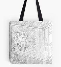 beegarden.works 012 Tote Bag