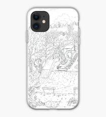 beegarden.works 013 iPhone Case