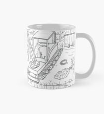 beegarden.works 013 Classic Mug