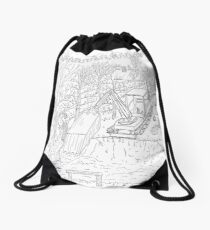 beegarden.works 013 Drawstring Bag