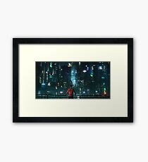 Altered Carbon Poster Future City Framed Print