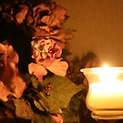 Roses by Candlelight by Lori Walton