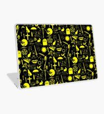 Buffy Symbology, Yellow Laptop Skin