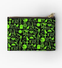 Buffy Symbology, Green Studio Pouch