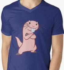 Rufus Men's V-Neck T-Shirt