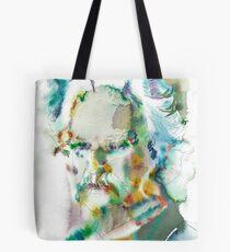 MARK TWAIN - watercolor portrait.4 Tote Bag