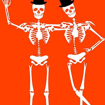 Classy Skeletons by ThatGuyScout