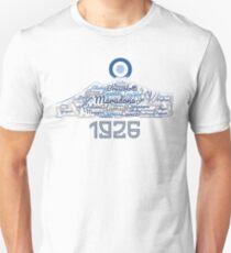 Napoli players Cloud Unisex T-Shirt