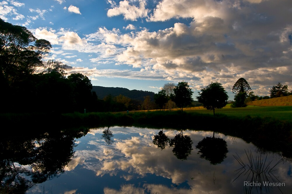 Reflections by Richie Wessen