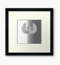 Guess Who?  333 Framed Print