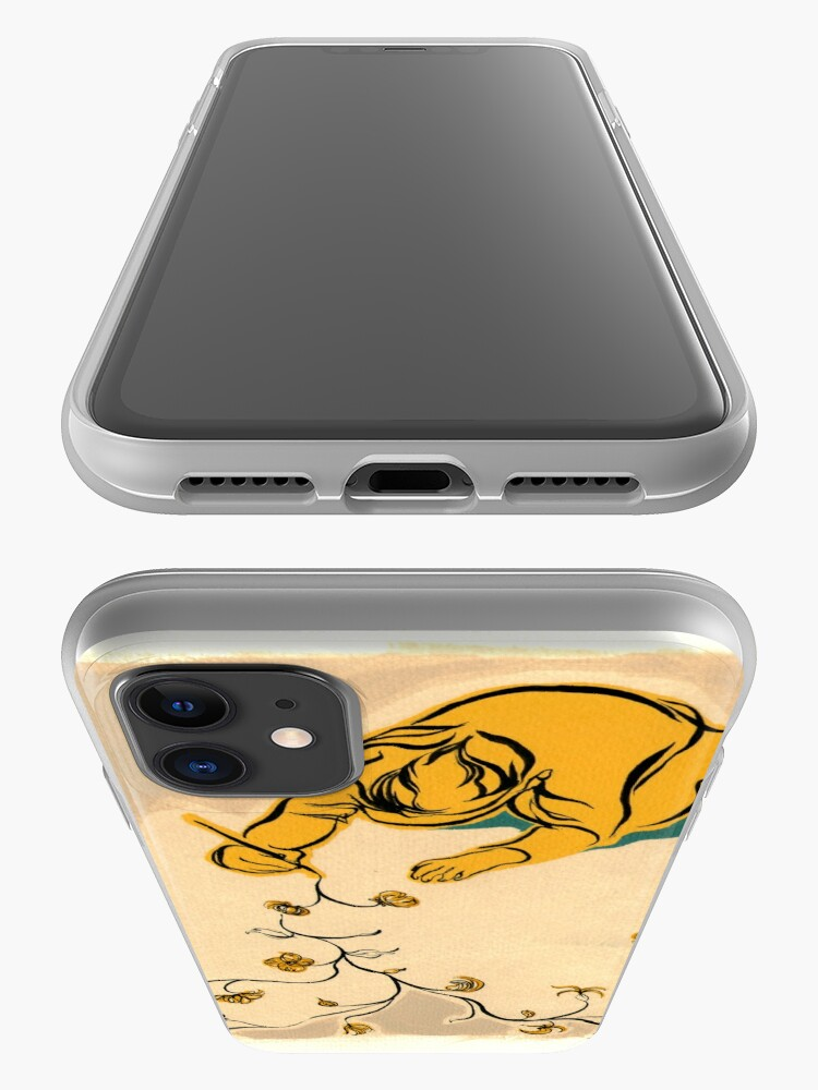 Alternate view of Child Drawing iPhone Case & Cover