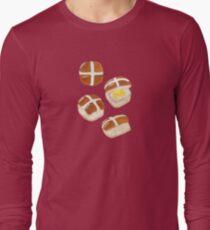 Hot Cross Buns Long Sleeve T-Shirt
